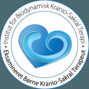 Logo Biodynamisk kranio-sakral terapeut
