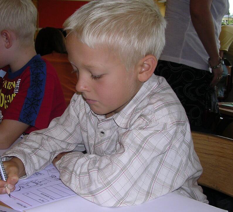 Børn med indlæringsvanskeligheder