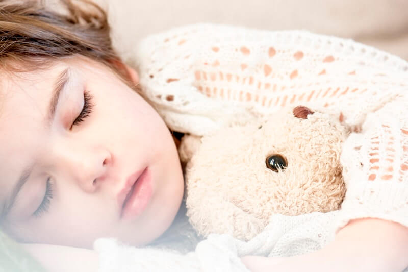 kan ikek falde i søvn - kranio-sakral terapi