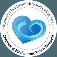 Annette Spangsberg er Certificeret Biodynamic touch terapeut