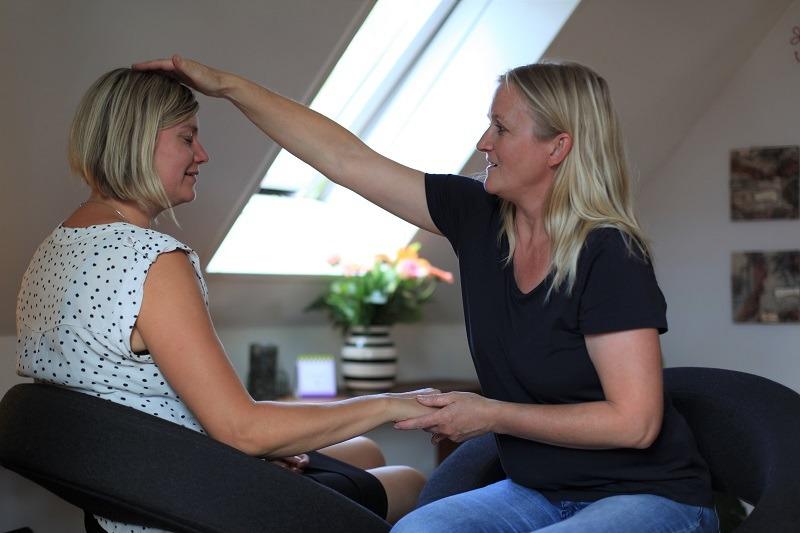 Højdeskræk og angst for trapper behandlet med tankefeltterapi