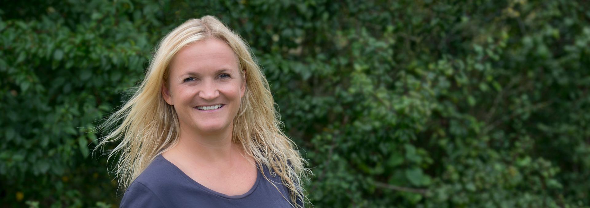 Annette Spangsberg - biodynamisk kranio-sakral terapeut og psykoterapeut